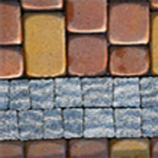 Kostka brukowa Granit Falisty